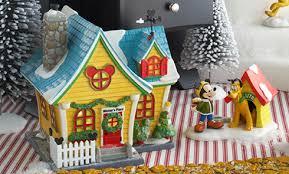 christmas houses disney villages department 56