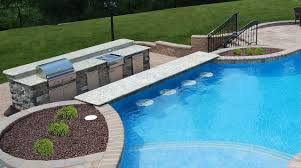 Mountain Lake Pool Design by Pool Bar Stools Tables U0026 Pool Furniture Swim Mor Pools And Spas