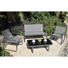 canap et fauteuils salon de jardin canape fauteuil rilasa canap 2 places fauteuils