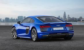 Audi R8 Hybrid - audi unveils self driving r8 e tron electric car at ces asia audi