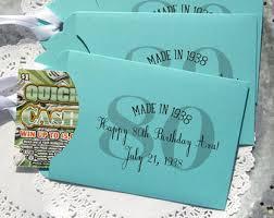 Birthday Favors by Birthday Favors Etsy