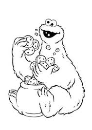 sesame street coloring pages count coloring pages sesame 12572