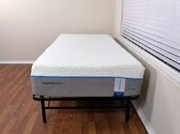 Ergo Bed Frame Bedroom Tempurpedic Ergo Base Adjustable Bed Mattress Only