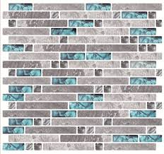 Kitchen Wall Backsplash Panels Compare Prices On Patterned Kitchen Tiles Online Shopping Buy Low