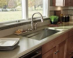 leland kitchen faucet 978 sssd dst single handle pull kitchen faucet with soap