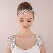 serre tãªte mariage mariage charmante diadème serre tête accessoire cheveux en alliage