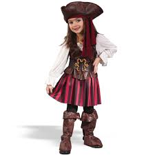 Mermaid Halloween Costume Toddler Pirate Costume Ideas Girls Pirate Costume 300x300