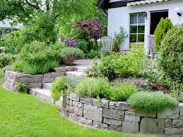 steingarten moderner steingarten gartengestaltung schöner