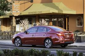old nissan sentra 2016 nissan sentra levels up in style not price