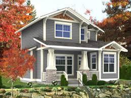 Craftman Style Home Plan Impressive Impressive Inspiration 5 Craftsman Style House Plans For Large