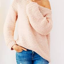 knitted sweater oversized knitted sweater free pattern easy by guide