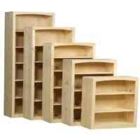 Pine Wood Bookshelf Wood Bookcases For Sale