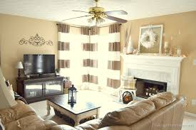 house tour living room