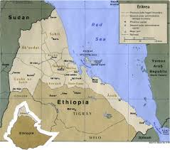 africa map eritrea map of eritrea travel africa