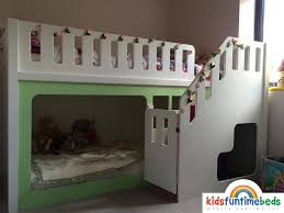 Hand Made Bunk Beds by Blog Bunk Beds Kids Beds Kids Funtime Beds