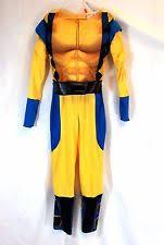 Halloween Costumes Wolverine Kids Wolverine Costume Ebay