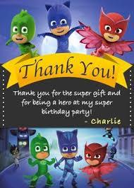 pj masks pinata sons 2nd birthday party