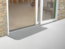Patio Door Sill Pan Sliding Glass Door Threshold Installing Sill Pan For