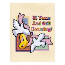 35 hochzeitstag geschenke 35 jahrestag postkarten zazzle de