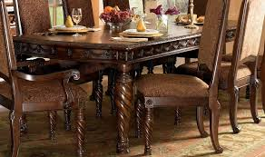 Ashley D North Shore Rectangular Dining Room Extension Table - North shore dining room