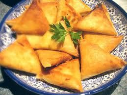 cuisine marocaine brick brick pomme de terre vache qui rit bienvenue chez fatima
