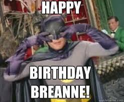 Happy Birthday Batman Meme - happy birthday from batman memes quickmeme