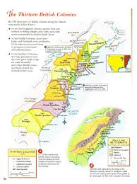 Map Of Colonial America by Enduringvisions 2 3 Freedom And Slavery In Late Colonial America