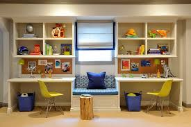 Children S Rooms The New Trend Of Kid U0027s Study Room Design Comes With Exciting Mixes