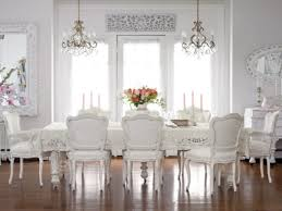 Shabby Chic Craft Room by White Dining Room Chairs Chic White Room Shabby Chic Craft Room