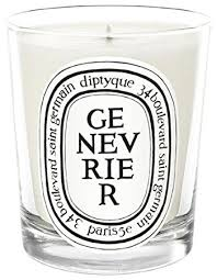 diptyque genevrier candle aromatherapy candles
