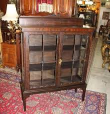 Mahogany Display Cabinets With Glass Doors by Beautiful English Antique Solid Mahogany Glass Door Display