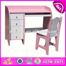 play table and chairs wooden student table and chair for kids wooden toy study