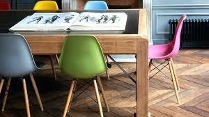 chaises cuisine couleur chaises de couleurs soyez tendance dacpareillez les chaises chaise