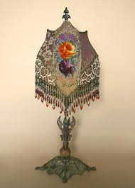 488 best lamp shades and beads images on pinterest victorian