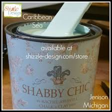 shabby chic chalk clay paint by rachel ashwell pastel colors