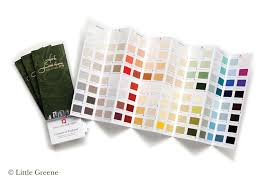 silver river suppliers of the little greene paint company paint