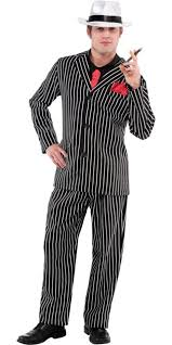 Halloween Costumes Party Boys Mens Mob Boss Costume 39 99 Party U003c U003e Party