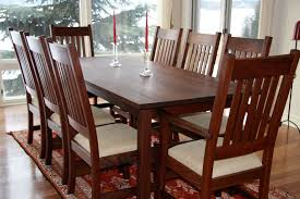 Amish Dining Tables Amish Dining Table Diningroom Amish Craftsmen Abide Closely To