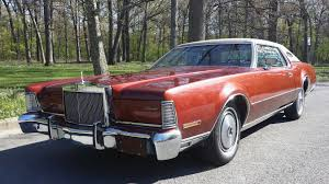 1973 lincoln continental mark iv g205 indy 2016