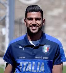 graziano pelle photos photos italian football training session