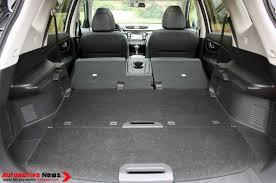 nissan rogue luggage capacity automotive news 2014 nissan rogue