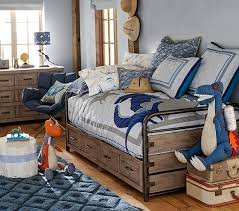 Barn Home Decor Unique Pottery Barn Twin Bed With Storage 41 On Home Decor Photos