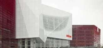 park siege social architecture studio office park for wison headquarters