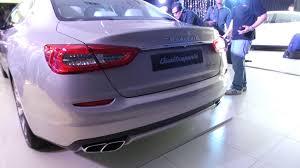 kereta mewah maserati quattroporte sedan mewah empat pintu paling berkuasa