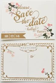 save the date ideas you re invited 26 inventive save the date ideas brit co