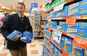 photos opening day at fall river market basket the herald news