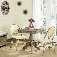 Wicker Dining Room Furniture Sea7029a Dining Tables Furniture By Safavieh