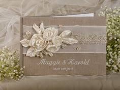 Shabby Chic Wedding Guest Book by Wedding Guest Book And Pen Set Shabby Chic Vintage By Solbijou