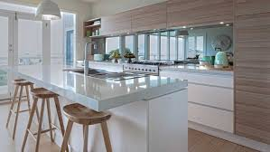 mirror backsplash in kitchen kitchen mirror glass splashbacks 5 tints geelong home smoked
