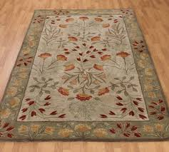 living room rug option adeline rug multi pottery barn